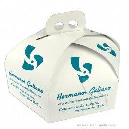 056102fdaf39 Cajas Hexagonales para Tartas Personalizadas - Hermanos Galiano